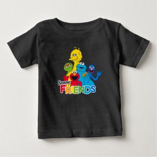 Sesame Street | Sesame Friends Baby T-Shirt