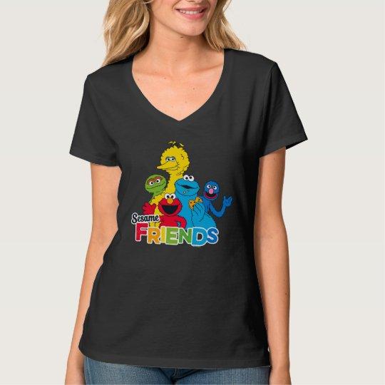 Sesame Street | Sesame Friends T-Shirt