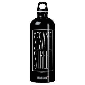 Sesame Street Stacked Water Bottle