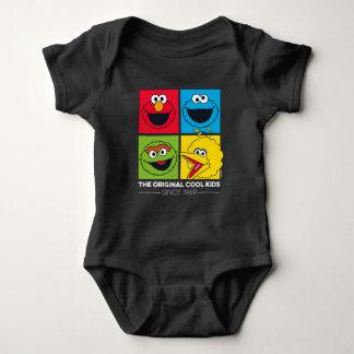 Sesame Street | The Original Cool Kids Baby Bodysuit