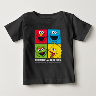 Sesame Street | The Original Cool Kids Baby T-Shirt