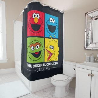 Sesame Street | The Original Cool Kids Shower Curtain
