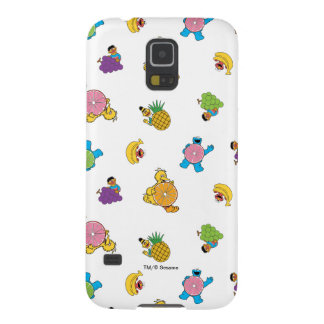 Sesame Street Tropical Pattern Cases For Galaxy S5