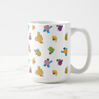 Sesame Street Tropical Pattern Coffee Mug