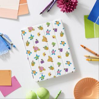 Sesame Street Tropical Pattern iPad Cover
