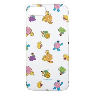 Sesame Street Tropical Pattern iPhone 7 Case