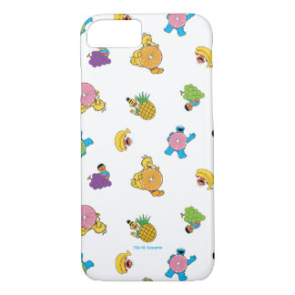 Sesame Street Tropical Pattern iPhone 8/7 Case