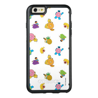 Sesame Street Tropical Pattern OtterBox iPhone 6/6s Plus Case