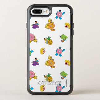 Sesame Street Tropical Pattern OtterBox Symmetry iPhone 8 Plus/7 Plus Case