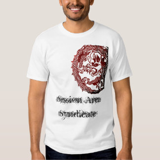 Session Area Syndicate Shirt - Dragon Design