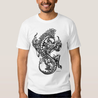 Sessions Dragon T-shirt