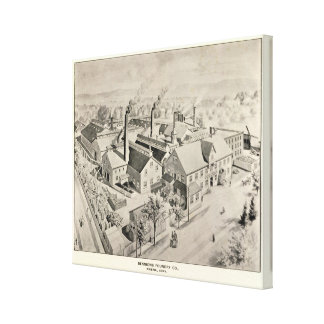 Sessions Foundry Co Canvas Print