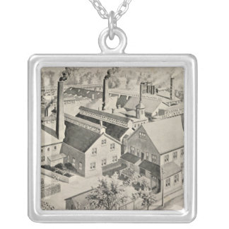 Sessions Foundry Co Silver Plated Necklace