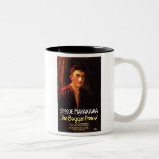 Sessue Hayakawa Beggar Prince movie poster Two-Tone Mug