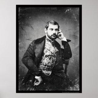 Sesto Benedetti Italian Opera Daguerreotype 1849 Poster