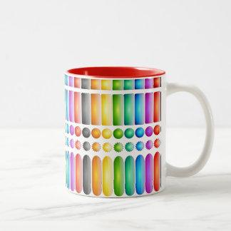set-33983 set glossy design button gui orange butt mug