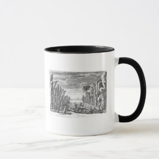 Set design by Torelli for 'Andromede' Mug