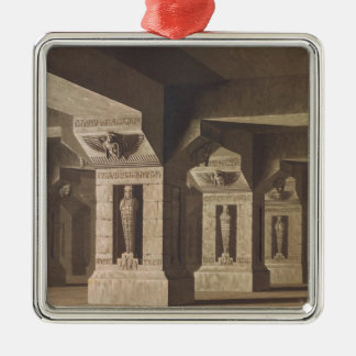 Set design for Act II Scene xx of The Magic Christmas Ornament