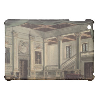 Set design for Act III iPad Mini Cases