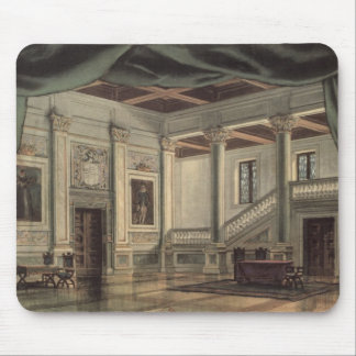 Set design for Act III Mouse Mat