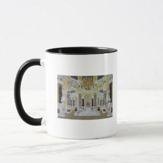 Set design for 'The Magic Flute' Mug