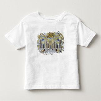 Set design for 'The Magic Flute' Toddler T-Shirt