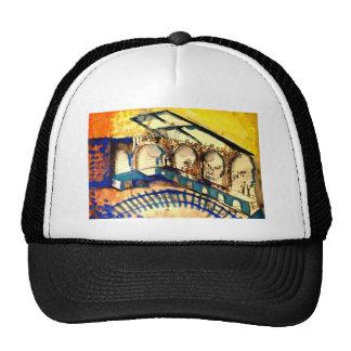 set drawing / Hamletmachine Trucker Hats