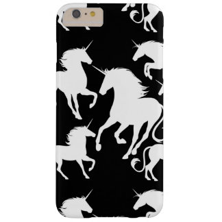set of unicorns barely there iPhone 6 plus case
