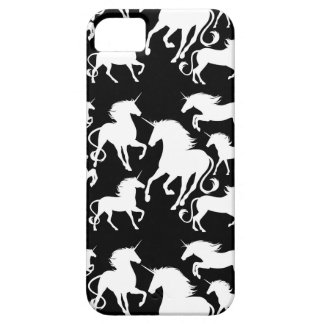 set of unicorns iPhone 5 cover