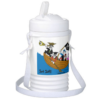 Set Sail! Beverage Cooler