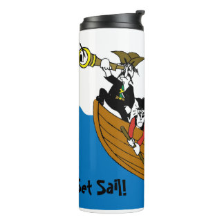 Set Sail! Thermal Tumber Thermal Tumbler