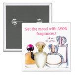 Set the Mood~AVON Fragrances Pins