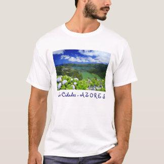 Sete Cidades, Azores T-Shirt