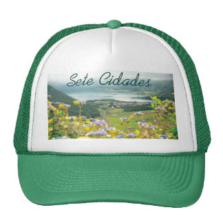Sete Cidades crater Hat