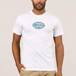 Seth and Buddy logo shirt