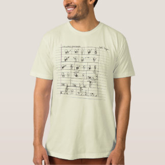 Seth plays saxophone T-Shirt