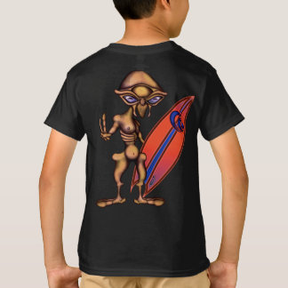 Seti from Align Star Surfers Anime T-Shirt