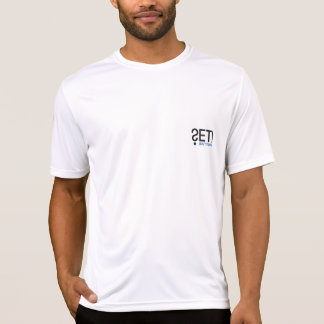 SETI logo performance T-shirt