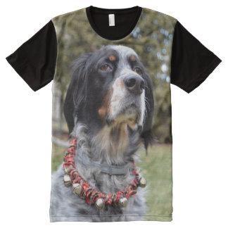 Setter Love All-Over Print T-Shirt