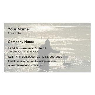 Setting Decoys Business Card Templates