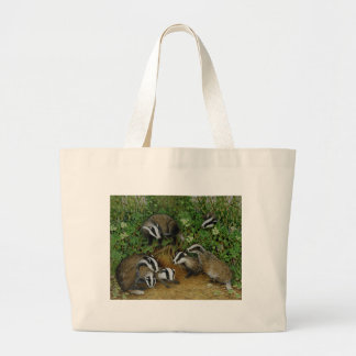 Setting Out Large Tote Bag