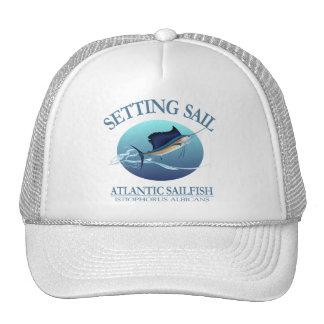 Setting Sail Mesh Hats