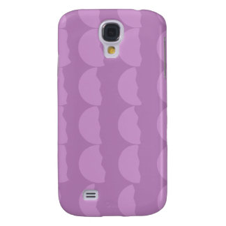 Setting Suns - Simple Pink Pern Galaxy S4 Case