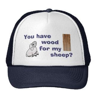 Settlers navy trucker hat