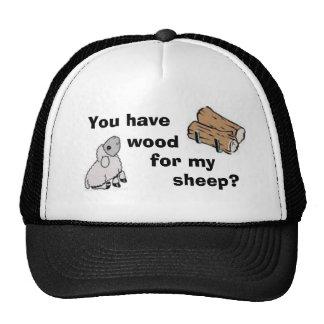 Settlers trucker hat