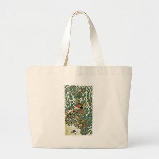 Settyu kinkeizu by Ito Jakuchu Jumbo Tote Bag