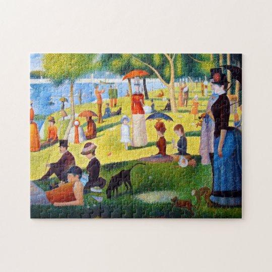 Seurat: A Sunday at La Grande Jatte Jigsaw