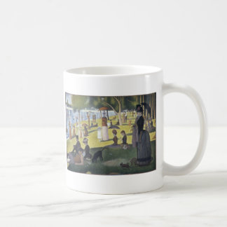 Seurat Basic White Mug