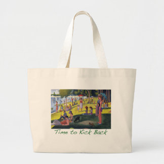 Seurat Parody Bag