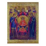 Seven Archangels Post Cards